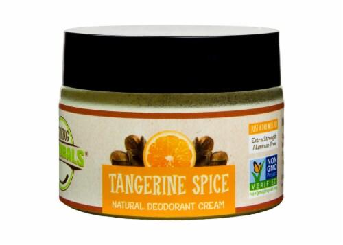 Stinkbug Naturals Tangerine Spice Deodorant Cream Perspective: front