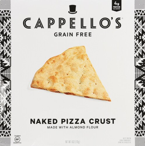 Cappellos Naked Pizza Crust: Calories, Nutrition Analysis