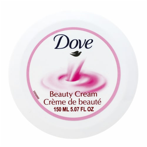 Dove Beauty Cream Perspective: front