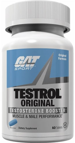 GAT  Testrol Potency Activator Perspective: front