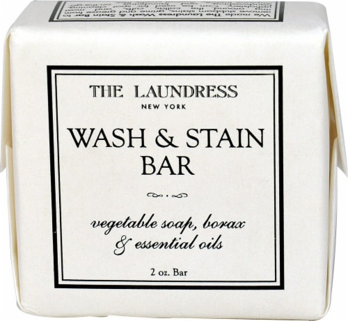 The Laundress Wash & Stain Classic Bar Perspective: front