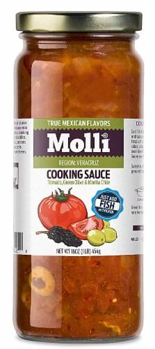 Molli  Veracruz Cooking Sauce Perspective: front