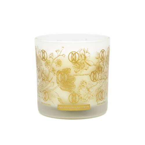 Sweet Summer Aromatherapy Candle Perspective: front