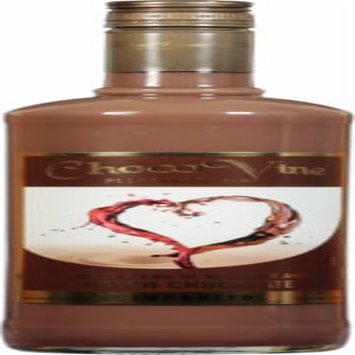 Choco Vine Dutch Chocolate Wine Perspective: front