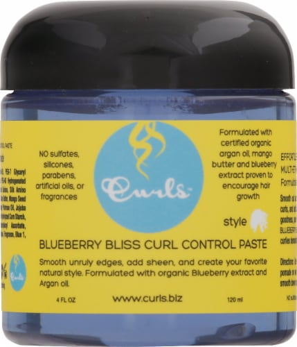 Curls™ Blueberry Bliss Curl Control Paste Perspective: front