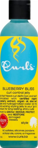 Curls Blueberry Bliss Curl Control Jelly Perspective: front