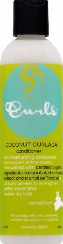 Curls Coconut Curlada Conditioner Perspective: front