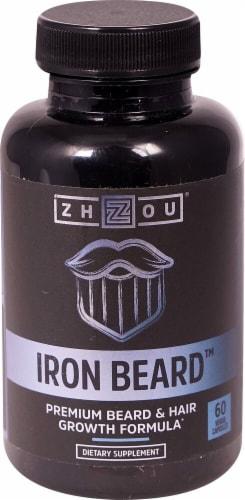 Zhou Iron Beard Perspective: front