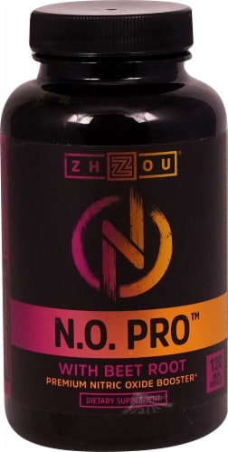 Zhou  N O PRO™ With Beet Root Perspective: front