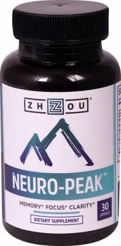 Zhou Neuro Peak Perspective: front