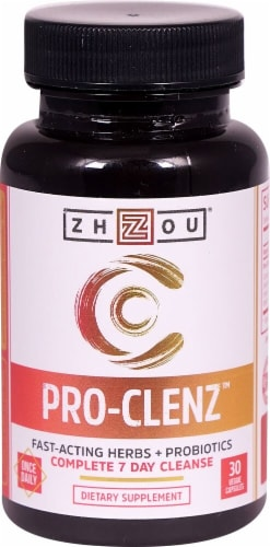 Zhou Pro-Clenz Perspective: front