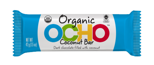 OCHO Organic Coconut Bar Perspective: front