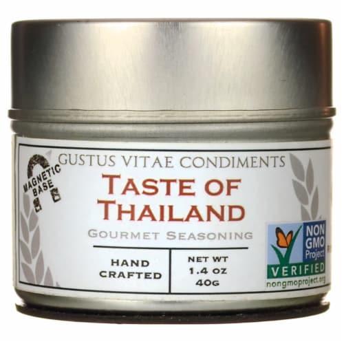 Gustus Vitae Taste of Thailand Gourmet Seasoning Perspective: front