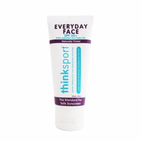 Thinksport  Everyday Face SPF 30 plus Perspective: front