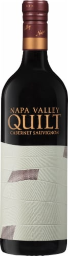 Quilt Napa Valley Cabernet Sauvignon Perspective: front