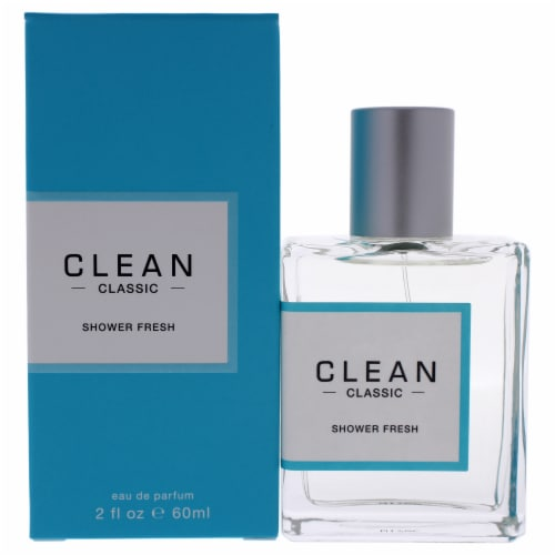 Clean Classic Shower Fresh EDP Spray 2 oz Perspective: front