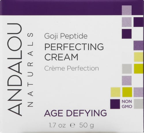 Andalou Naturals Age Defying Perfecting Cream Perspective: front