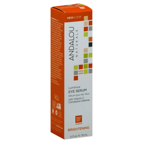 Andalou Naturals Luminous Eye Serum Perspective: front