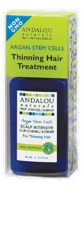 Andalou Naturals Age Defying Scalp Intensive Lotion Perspective: front