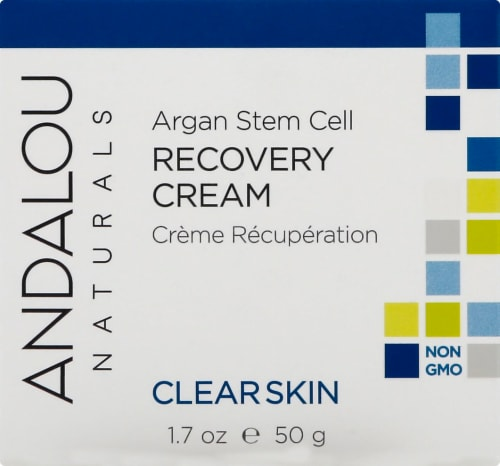 Andalou Naturals Clarifying Recovery Cream Perspective: front