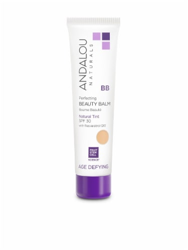 Andalou Naturals Skin Perfecting Beauty Balm Perspective: front