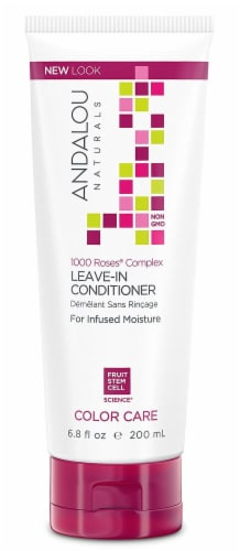 Andalou Naturals  Color Care 1000 Roses® Leave-In Conditioner Perspective: front