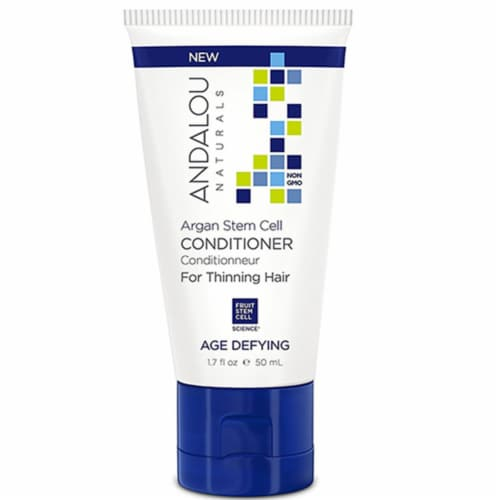 Andalou Naturals Argan Stem Cell Age Defying Conditioner Perspective: front