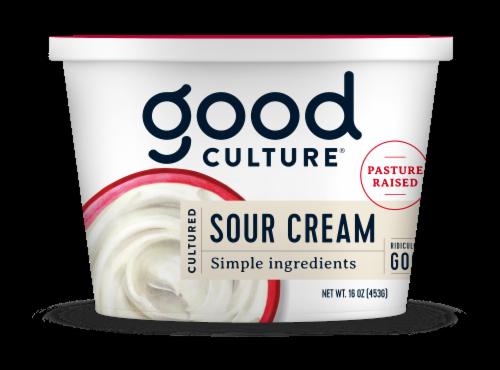 Good Culture Sour Cream Perspective: front