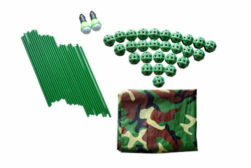 Funphix Super Soldier Army Building Fort Perspective: front