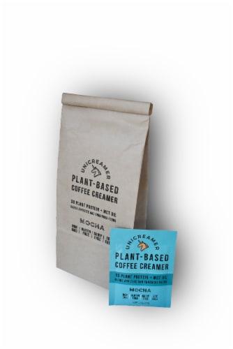 Unicreamer Mocha Plant-Based Coffee Creamer Perspective: front