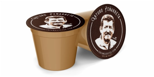 Z Beans Coffee - K Cups - Medium Roast (30 count) Perspective: front