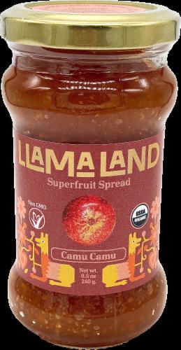 LlamaLand Organics Camu Camu Superfruit Spread Perspective: front