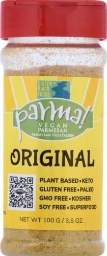 Parma! Original Vegan Parmesan Perspective: front