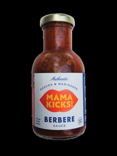 Mama Kicks Berbere Sauce Perspective: front