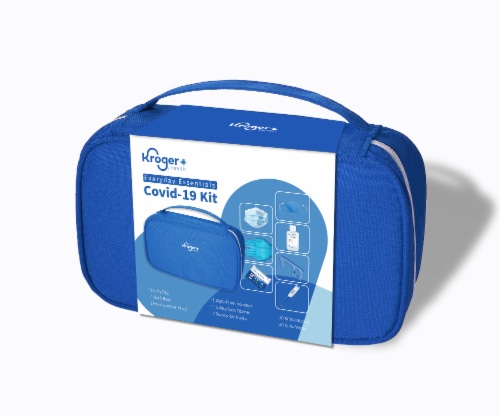 Kroger® Everyday Essentials Covid-19 Kit Perspective: front