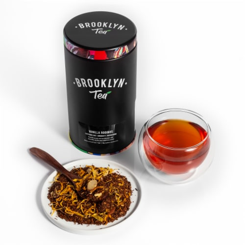 Vanilla Rooibos Loose Leaf Tea Perspective: front