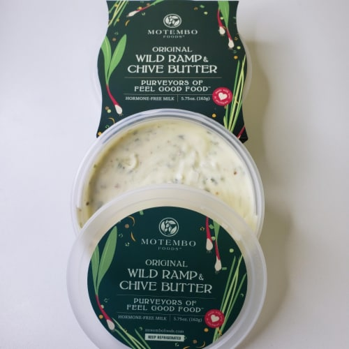 Wild Ramp & Chive Butter 2 Pack Perspective: front