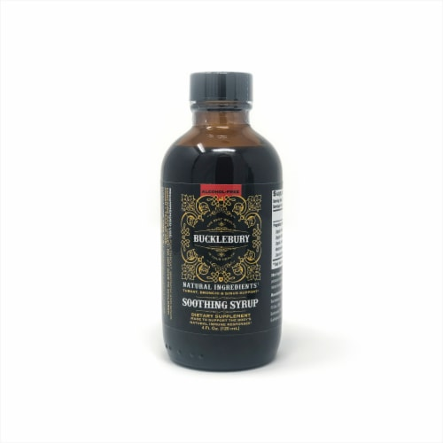 Bucklebury Soothing Syrup Perspective: front