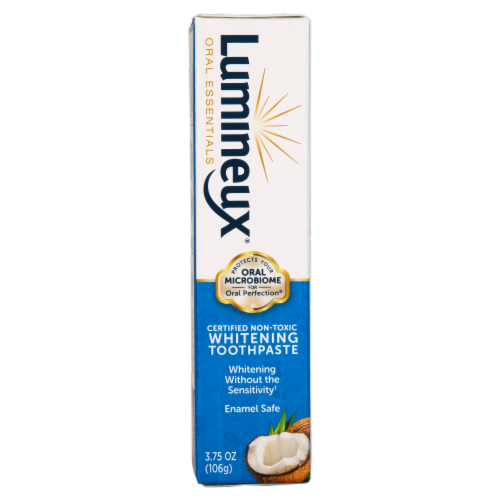 Lumineux Oral Essentials Oral Perfection Whitening Toothpaste Perspective: front