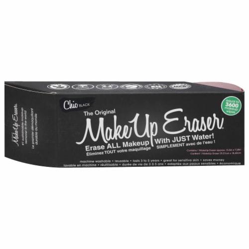 MakeUp Eraser Black Makeup Eraser Perspective: front
