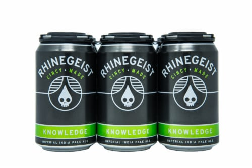 Rhinegeist Knowledge Imperial India Pale Ale Perspective: front