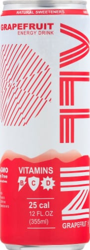 ALL IN Grapefruit Energy Drink Perspective: front