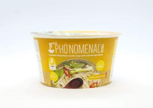 Pho'nomenal Vietnamese Chicken Noodle Soup Perspective: front