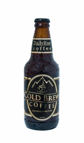 Daily Rise Cold Brew Coffee Perspective: front