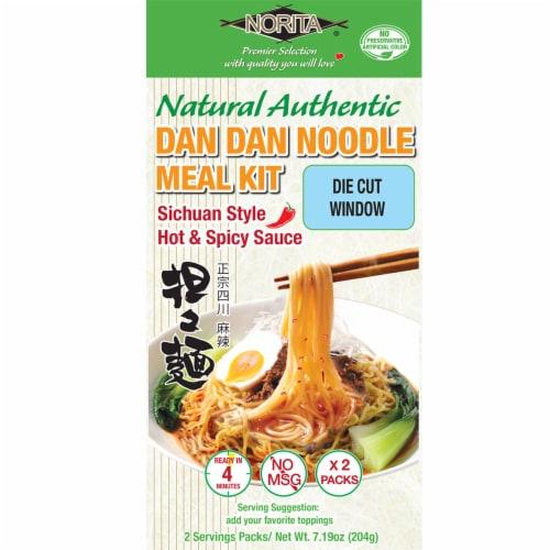 Norita Dan Dan Noodle Meal Kit Perspective: front
