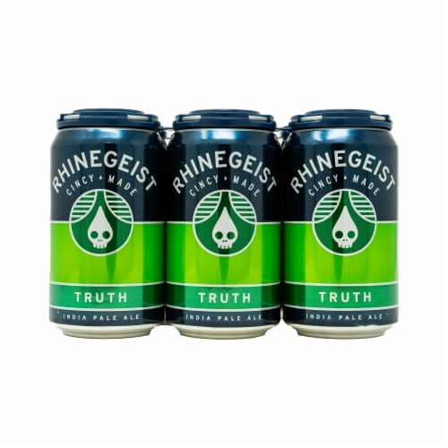 Rhinegeist Truth IPA Perspective: front