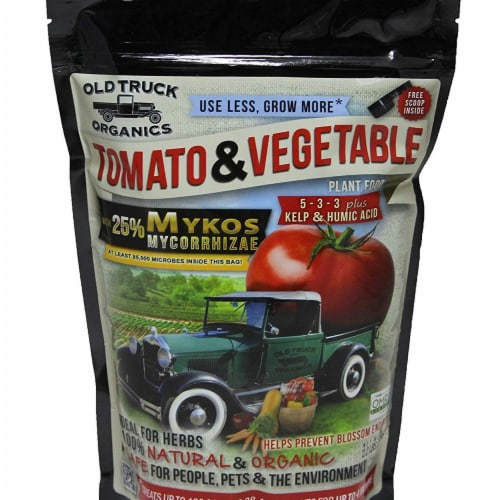 RTI Tomanto & Vegetable Plant Food Perspective: front