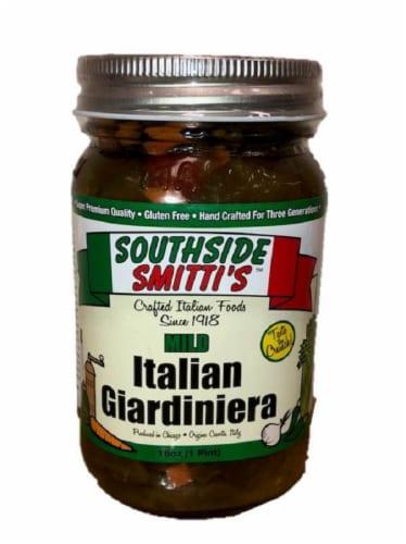 Southside Smitti's Mild Italian Giardiniera Perspective: front