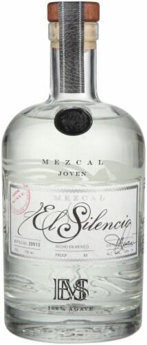 Mezcal El Silencio Joven Tequila Perspective: front