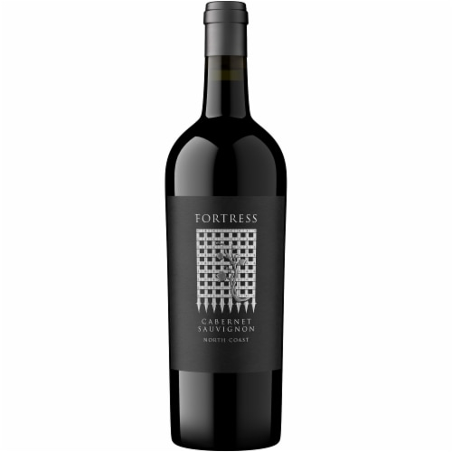 Fortress Cabernet Sauvignon Red Wine Perspective: front